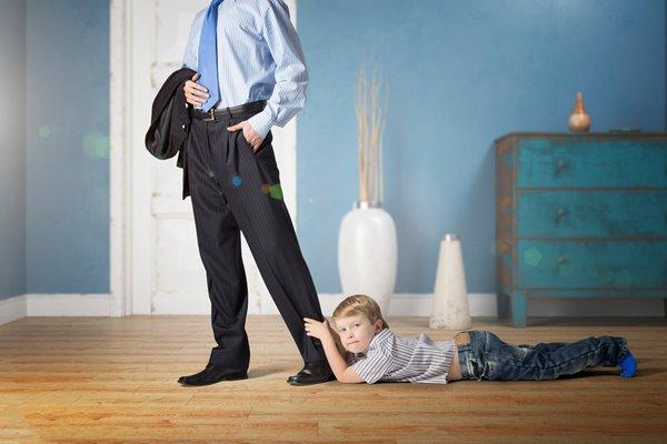 缺少父爱的孩子,性格上会有什么特点?