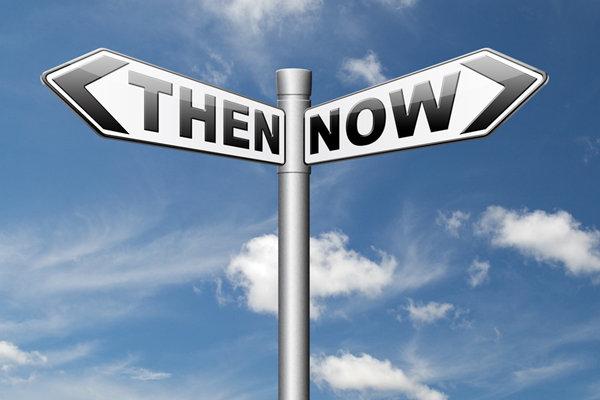 活在当下,就不会再懊恼过去和恐惧未来